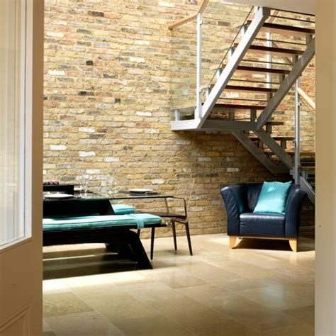 brick basement walls exposed brick basement basement conversions 10 of the best housetohome co uk