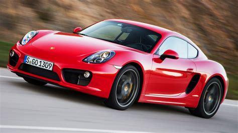 Porsche Cayman 4s by 2014 Porsche Cayman S Is The Lightest Porsche Now The