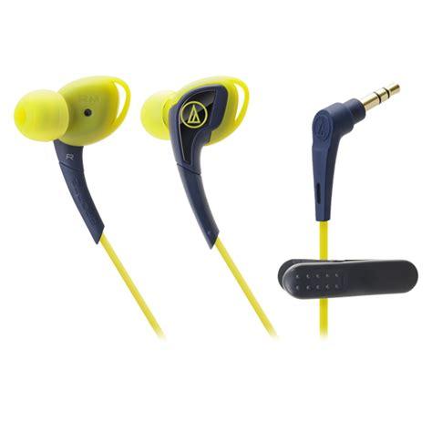 Ath Sport1is Rd audio technica ath sport1 bl ブルー ipx5等級防水仕様スポーツタイプイヤホン