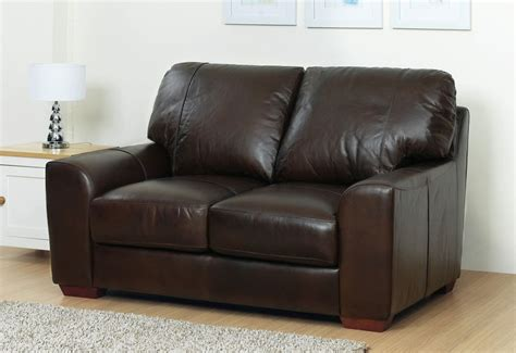 leather sofa two seater 2 seater brown leather sofa decor ideasdecor ideas