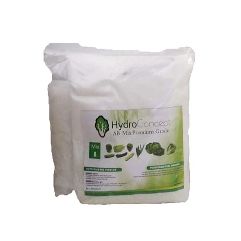 Nutrisi Hidroponik Ab Mix Cair jual ab mix premium nutrisi hidroponik sayuran daun 5