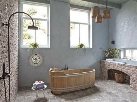 Rustikale Badezimmer Entwurfs Ideen by 23 Fantastische Rustikale Badezimmer Design Ideen