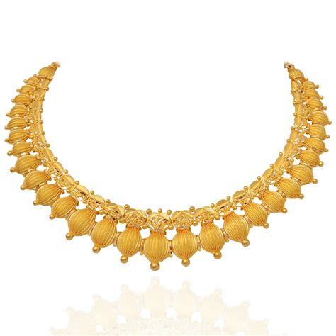 Choker Penta Gold Rings Choker necklace the varika choker necklace grt jewellers