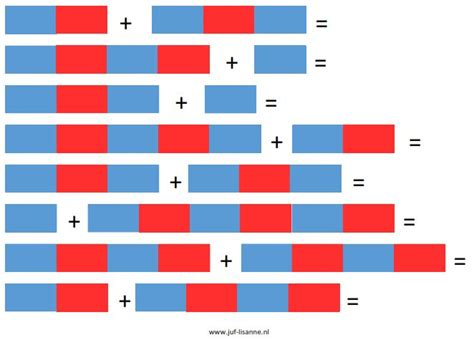 printable montessori rods number rods matem 225 ticas pinterest worksheets for