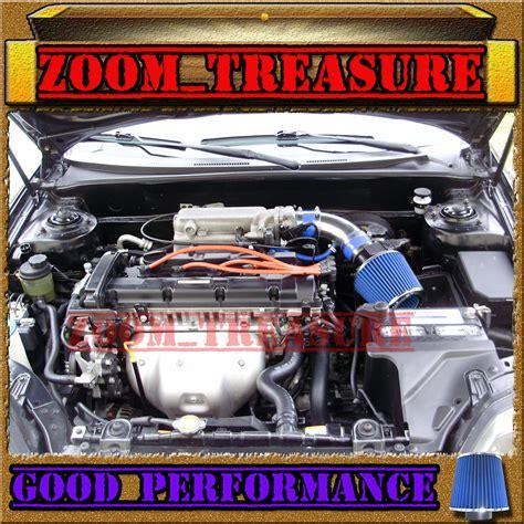 hyundai sonata 2 4l 2 5l 2 7l 3 3l repair manual 1999 2014 haynes blue full air intake for 1999 2005 99 05 hyundai sonata 2 4l i4 2 5l 2 7l v6 ebay