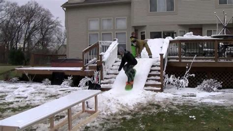 backyard terrain park backyard terrain park mac park backyard snowboard park
