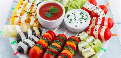 Easy Appetizers by Healthy Dining Finder Take Back Your Appetizers