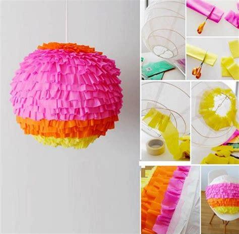 como hacer decoraciones con papel c 243 mo hacer un adorno con papel crep 233 manualidades f 225 ciles
