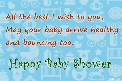 Wishes For Baby Boy Shower by Baby Shower Wishes Messages Quotes Images For