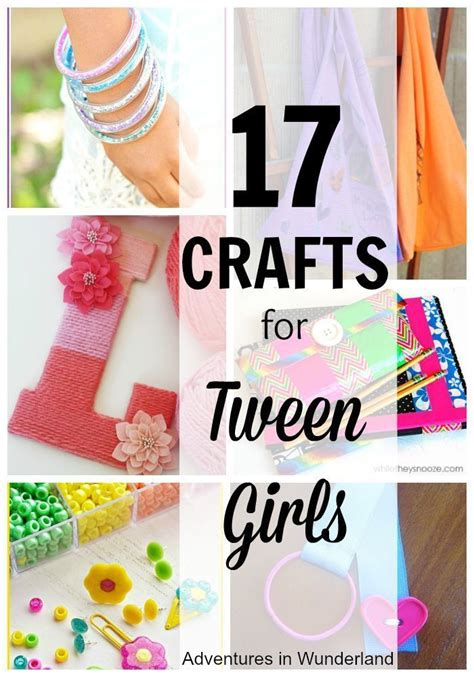 tween craft projects 17 crafts for tween crafts tween and tween