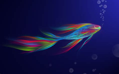 abstract ocean wallpaper free wallpaper downloads abstract fish 3d abstract hd