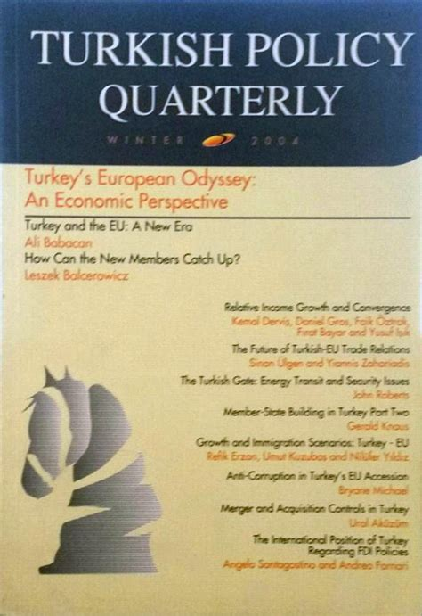 turkish odyssey books turkey s european odyssey 2 an economic perspective