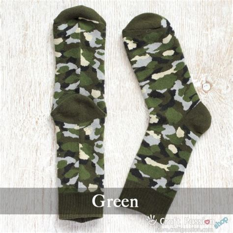 military pattern socks military camouflage cotton sock 3 colors