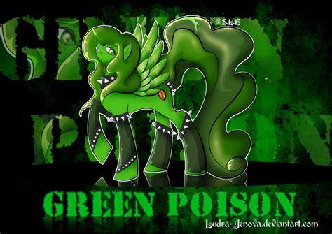 green wallpaper poison mlp green poison by ludra jenova on deviantart