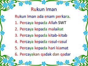 Rukun Iman Azzahra Development Centre Preschool Programme