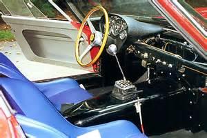 1962 250 gto interior