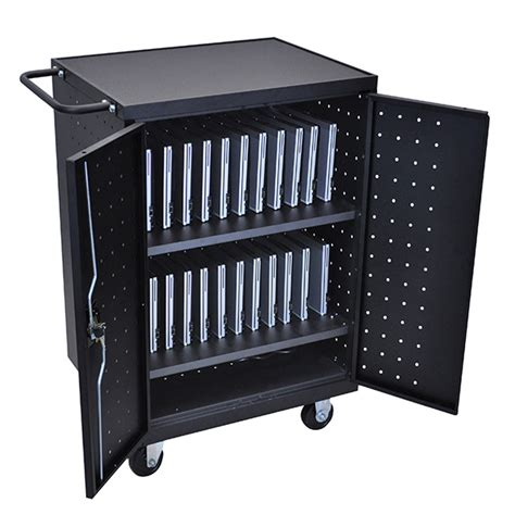 Laptop Charging Rack by 24 Laptop Chromebook Charging Cart