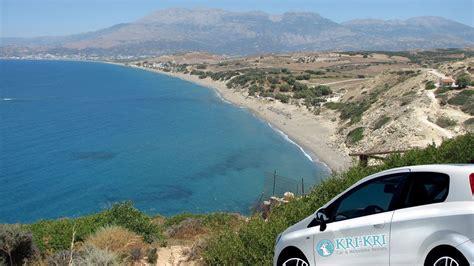 Motorradverleih Griechenland by Kri Kri Auto Motorradvermietung Mit Sitz In Matala
