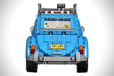 lego volkswagen beetle lego vw beetle hiconsumption