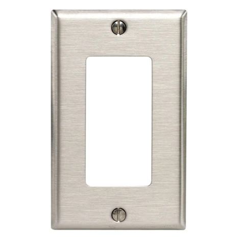 stainless steel cover stainless steel switch plate covers wall plate design ideas