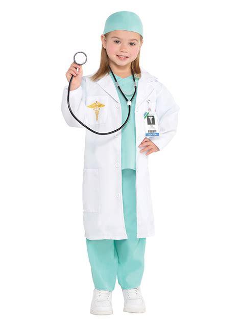doctor costume child doctor costume 999659 fancy dress