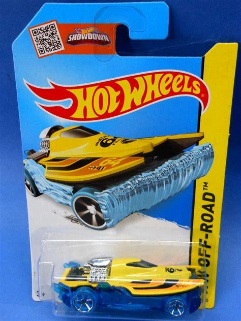Wheels Hotwheels Mad Splash Yellow Th 2013 wheels mad splash th 113 hw road 35 00