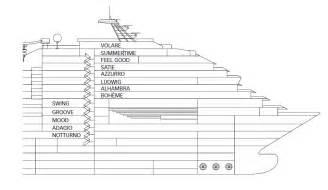 costa pacifica deck plan cat 233 gories et cabines du bateau costa pacifica costa