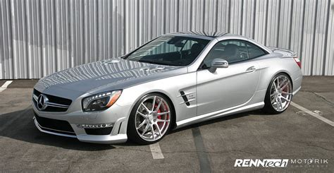 Mercedes Sl63 Amg by Mercedes Sl63 Amg By Renntech