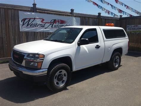 2010 gmc canyon for sale 112 used cars from 8 495 2010 gmc canyon 4x4 stittsville ontario used car for sale