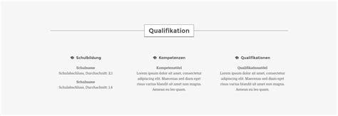 Lebenslauf Qualifikationen Edv bewerbung qualifikationen bewerbung deckblatt 2018