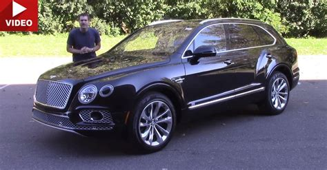what does bentley why does the bentley bentayga cost so much