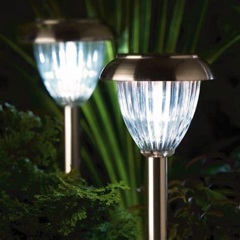 Solar Vs Electric Garden Lights
