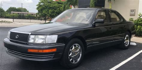 old car repair manuals 1993 lexus ls interior 1993 lexus ls 400 with only 23 000 original miles absolutely impeccable for sale in west palm