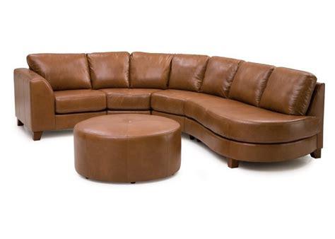 palliser juno sectional palliser juno leather sectional