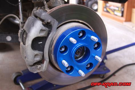 Jeep Wrangler Wheel Spacers Spidertrax Wheel Spacer For Jeep Wrangler Jk Road