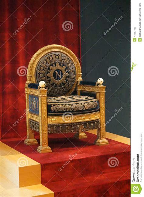 napoleon stuhl wohnungs stuhl napoleon iii stockfoto bild 44963422