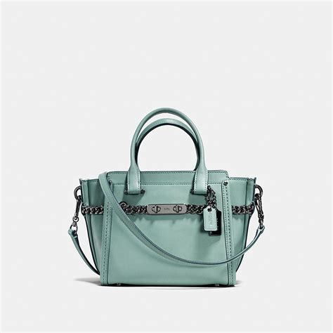Coach Swagger Mini Colour Varian coach coach swagger 21 in glovetanned leather