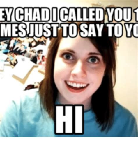Chad Meme - eychadicalledyou1 mesajust tosay toyo chad youtube meme