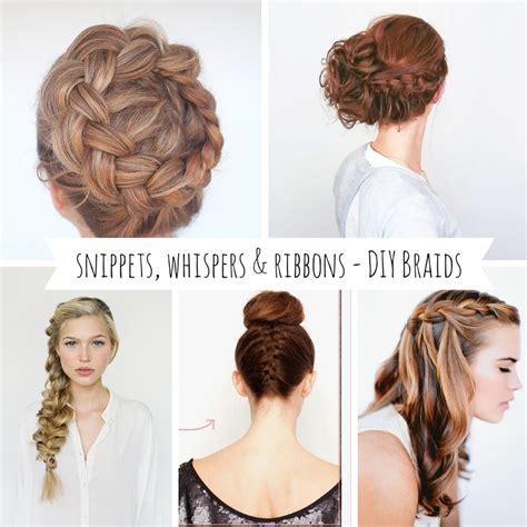 homecoming hair braids instructions diy braids