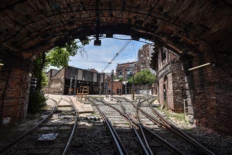 cocheras metro cuatro caminos cocheras del metro de cuatro caminos libertad digital