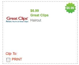 great clips coupons 2014 great clips 6 99 haircut coupon detroit area hip2save