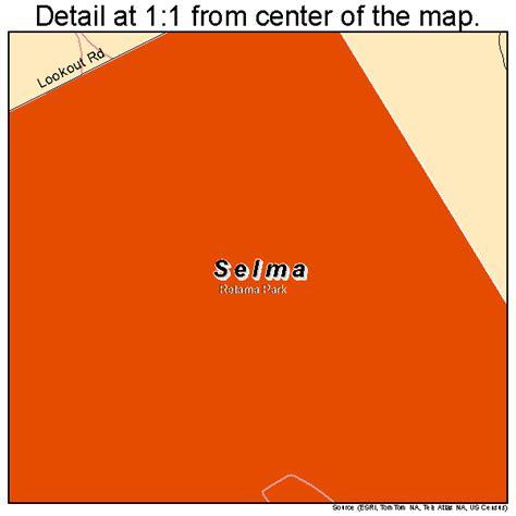 selma texas map selma texas map 4866704
