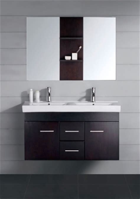 47 Inch Vanity Cabinet by 47 Inch Modern Sink Bathroom Vanity Espresso With