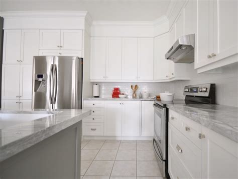 white kitchen cabinets with marble countertops white kitchen cabinets with marble countertops