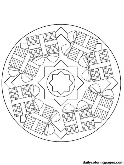 Detailed Ornament Coloring Pages Detailed Christmas Coloring Pages Mandala Christmas by Detailed Ornament Coloring Pages