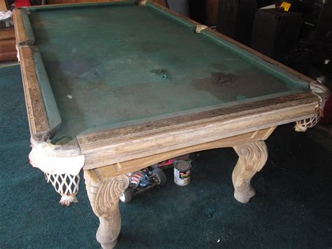 slate pool tables for slate pool table comes clean dk billiards service