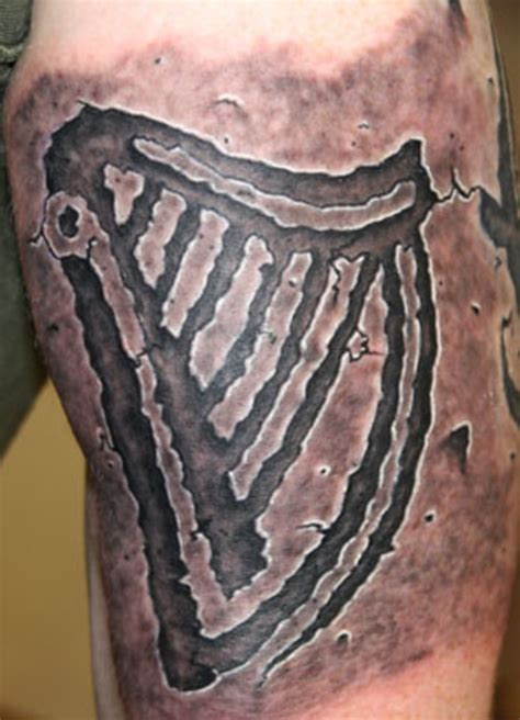 irish harp tattoo harp picture at checkoutmyink