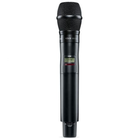 New Mic Wireless Shure T 42 Handheld shure axient digital ad2 handheld wireless mic with ksm9