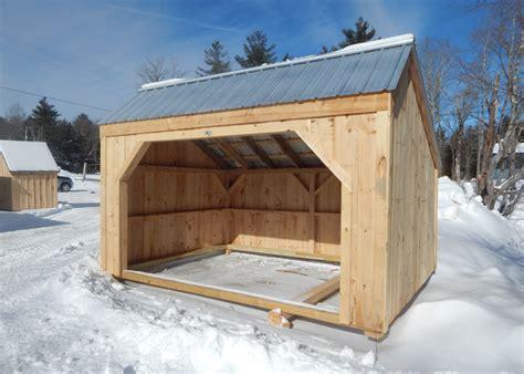 run in shed kits shelter kits sheds