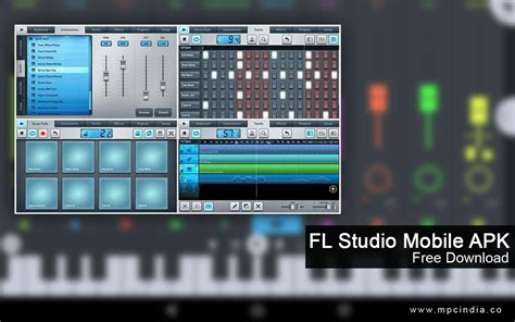 fl studio apk fl studio mobile apk free data obb v3 2 0 by imageline